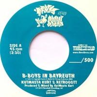 B-Boys in Bayreuth